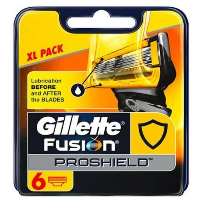 Gillette Fusion Proshield 6 Blade