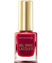 Max Factor Gel Shine Lacquer - 50 Radiant Ruby