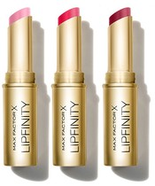 Max Factor Lipfinity Long Lasting Lipstick - Vælg Farve