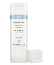 REN Skincare Rosa Centifolia Hot Cloth Cleanser 150 ml