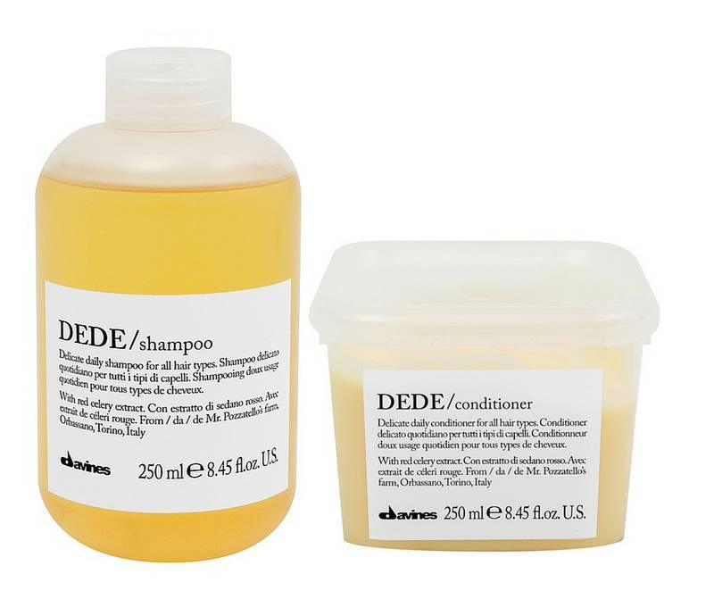 Davines Essentials Duopack DEDE Shampoo + Conditioner 2 x 250 ml