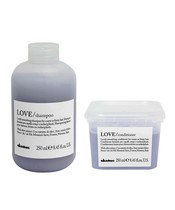 Davines Essential Duopack LOVE SMOOTHING Shampoo + Conditioner 2 x 250 ml