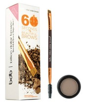 Billion Dollar Brows 60 Seconds to Beautiful Brows (Limited Edition)