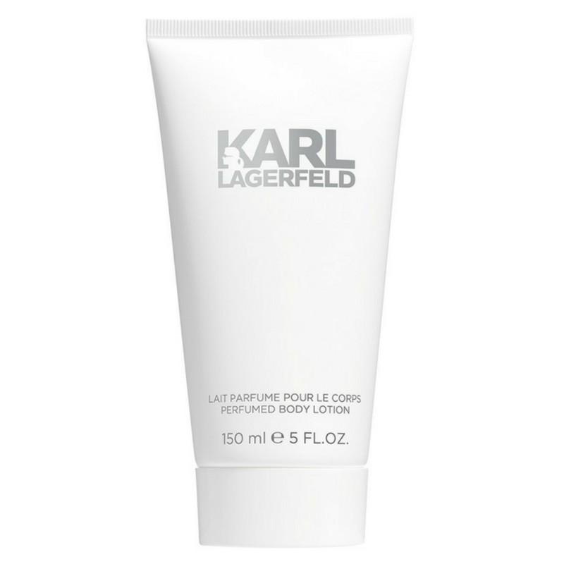 Lagerfeld – Karl lagerfeld women deodorant spray 150 ml fra nicehair.dk