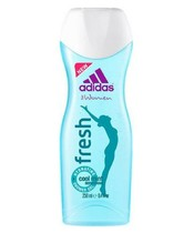 Adidas Fresh Shower Gel Women 250 ml
