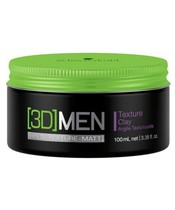 [3D] MEN Texture Clay Wax 100 ml (US)