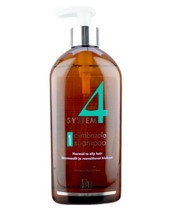 System 4 Climbazole Shampoo 1 Normal to Oily Hair 500 ml
