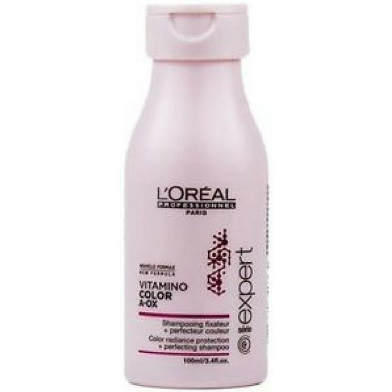 loreal vitamino color aox shampoo 100 ml - Shampooing Vitamino Color