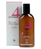 System 4 Oil Cure Hair Mask 0 100 ml