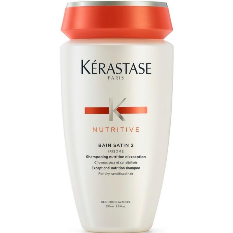 Kerastase Nutritive Bain Satin 2 Shampoo 250 ml
