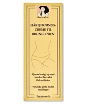 Hanne Bang Hair Removal Cream Bikini Line 50 ml (U)