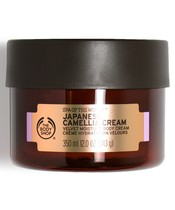 The Body Shop Japanese Camellia Cream Velvet Moisture Body Cream 350 ml