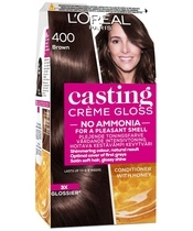 L'Oréal Paris Casting Créme Gloss 400 Brown