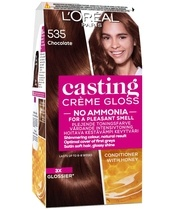 L'Oréal Paris Casting Créme Gloss 535 Chocolate