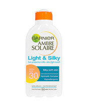 Garnier Ambre Solaire Light & Silky Spf 30 200 ml