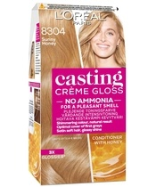 L'Oréal Paris Casting Créme Gloss 8304 Sunny Honey