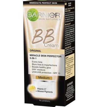 garnier skinactive face miracle skin bb cream original. Black Bedroom Furniture Sets. Home Design Ideas