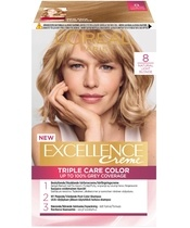 L'Oréal Paris Excellence 8 Lysblond