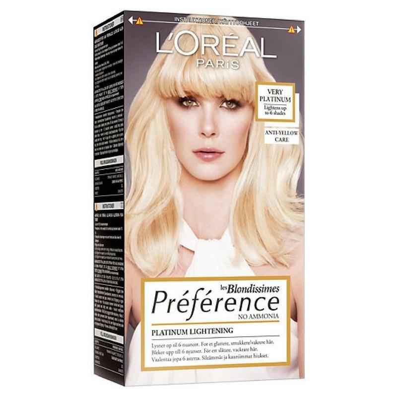 loreal preference tilbud