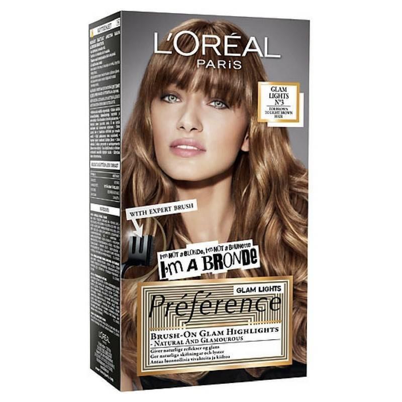 loreal preference hårfarve