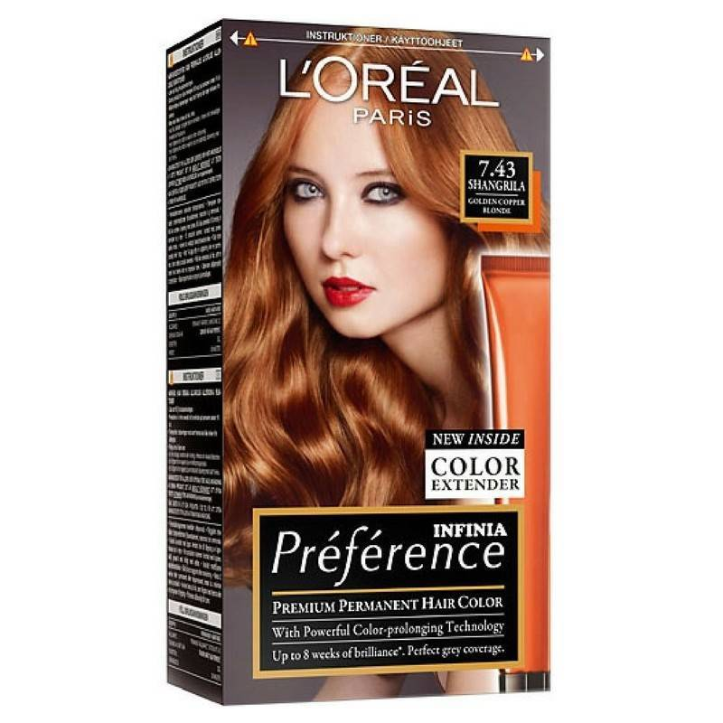 Loreal Preference Hair Color Extender Instructions Best