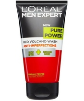 L'Oréal Men Expert Pure Power Red Volcano Wash 150 ml