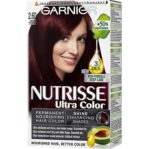 N/A Garnier nutrisse 1 sort på nicehair.dk