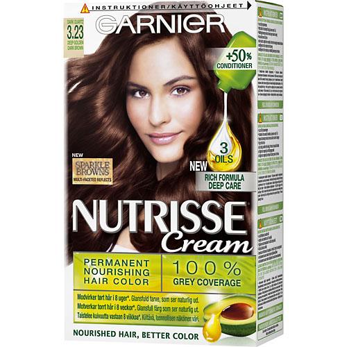 N/A Garnier nutrisse ultra color 260 sortbrun rod u på nicehair.dk