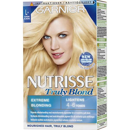 N/A Garnier nutrisse truly blond lightening spray 125 ml fra nicehair.dk