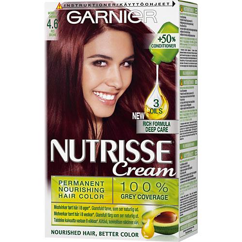 N/A – Garnier nutrisse 43 gyldenbrun fra nicehair.dk