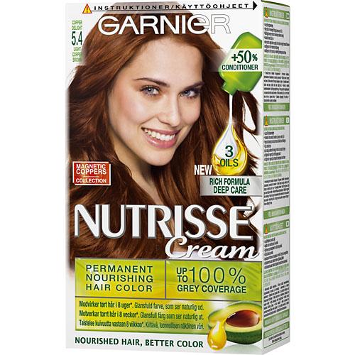 nutrisse mousse hårfarve