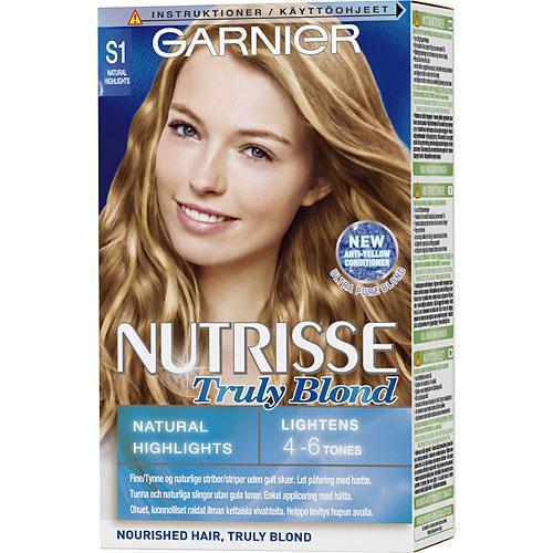 Garnier nutrisse 660 intens rod fra N/A på nicehair.dk