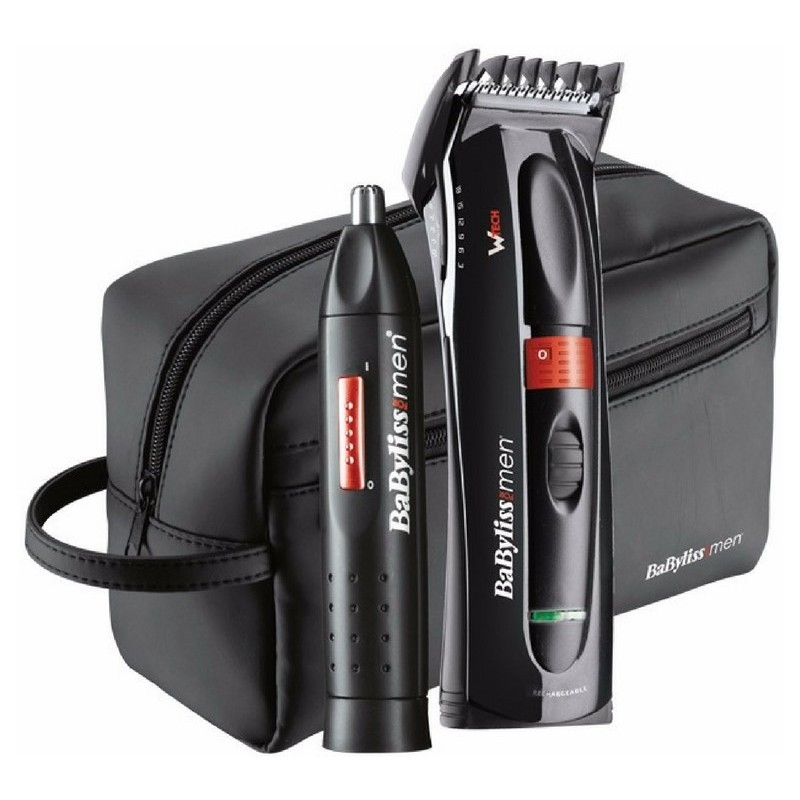 Babyliss For Men Hair Clipper Set (E712PE) (U)