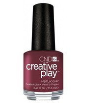CND Creative Play #416 Currantly Single 13,6 ml