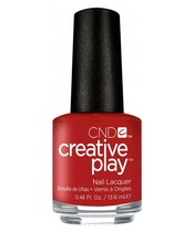 CND Creative Play #412 Red-Y To Roll 13,6 ml