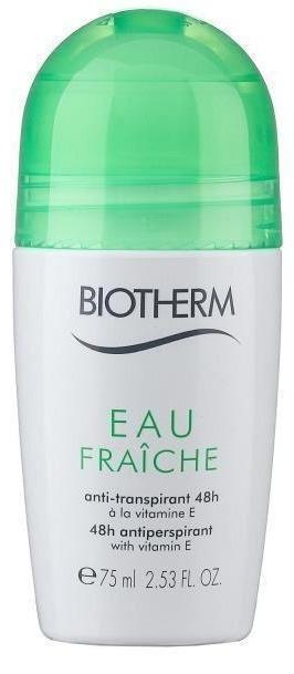 Biotherm Body Eau Fraiche 48h Antiperspirant Roll-On Deo 75 ml Limited Edition