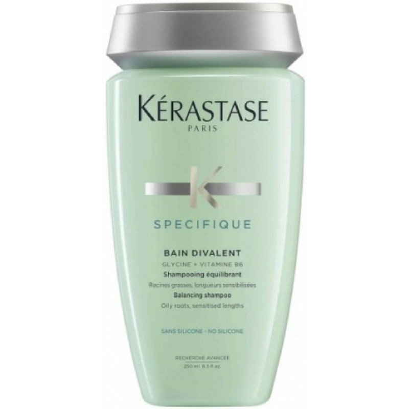 K rastase specifique bain divalent 250 ml 135 00 kr for Bain miroir 1 kerastase
