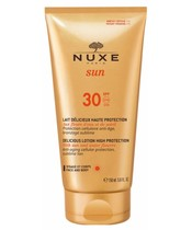 Nuxe Sun Delicious Lotion High Protection SPF 30 - 150 ml