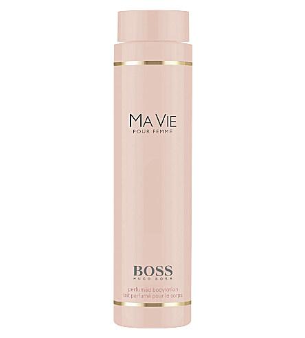 Hugo Boss Ma Vie Pour Femme Bodylotion 200ml