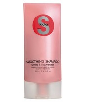 TIGI S-Factor Smoothing Shampoo Shines & Rejuvenates 200 ml (U)