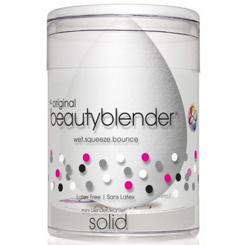 Beautyblender – Beautyblender pro black mini solid cleanser på nicehair.dk