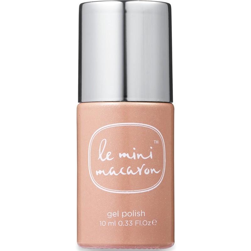 Le mini macaron Le mini macaron gel polish - peach 10 ml fra nicehair.dk