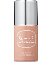Le Mini Macaron Gel Polish - Caramel 10 ml