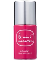 Le Mini Macaron Gel Polish - Cranberry 10 ml