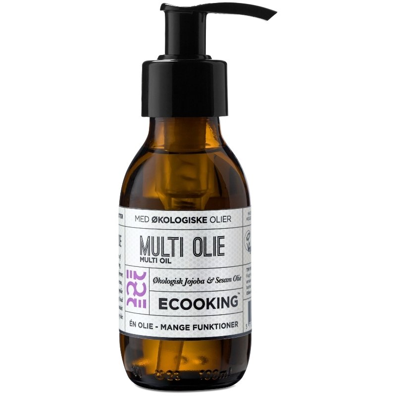 Ecooking Multi Olie 100 ml thumbnail