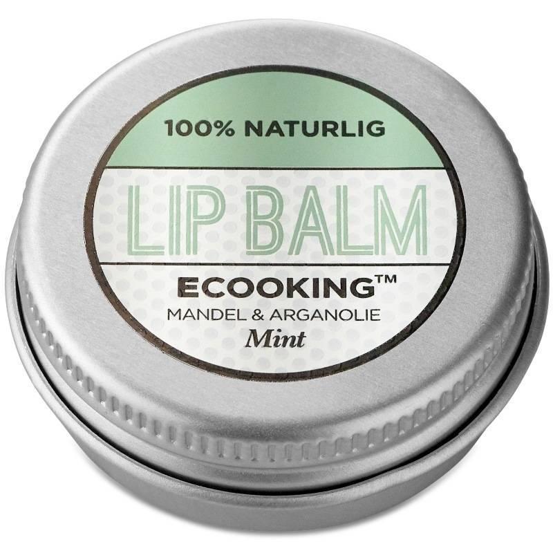 Ecooking Lip Balm Mint 15 ml thumbnail