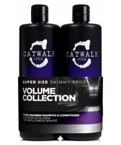 TIGI Catwalk Your Highness Elevating Duo 2x750 ml (u. pumpe)