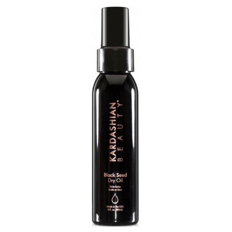 kardashian beauty hair black seed dry oil 89 ml u 7 33. Black Bedroom Furniture Sets. Home Design Ideas