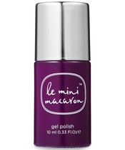 Le Mini Macaron Gel Polish 10 ml - Blackberry