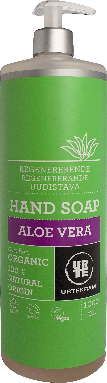 Urtekram Aloe Vera Hand Soap 1000 ml